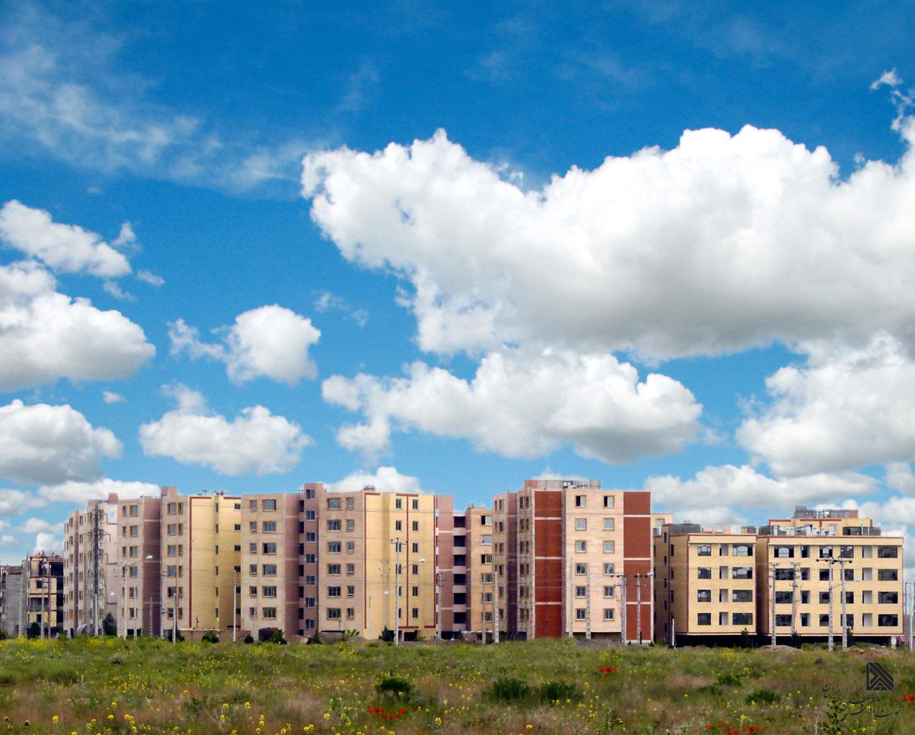 پروژه مشارکتی ۱۷۰۰ واحد مسکونی