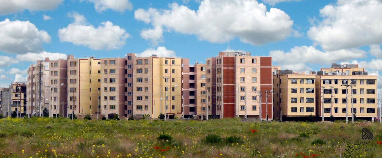 پروژه احداث ۱۷۰۰واحد مسکونی