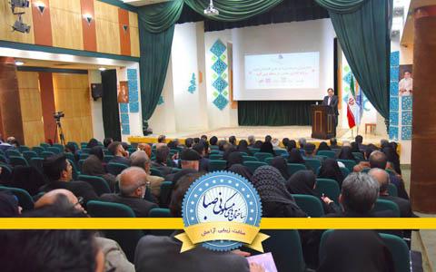 مراسم تحویل ساختمان های مسکونی صبای ۹ و ۱۰ برگزار گردید
