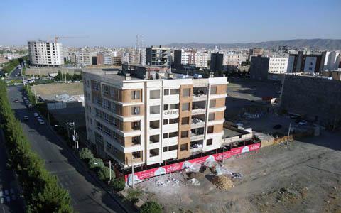 پروژه تجاری مسکونی سروش