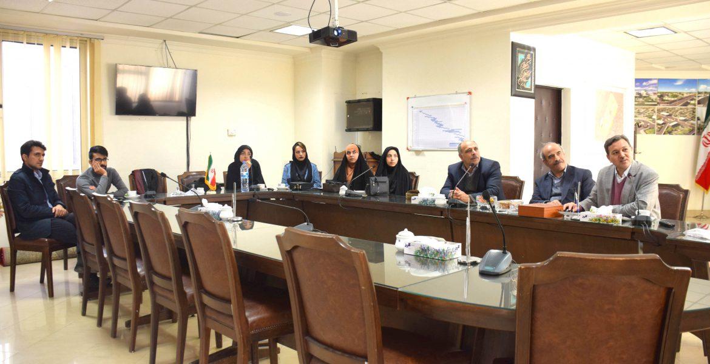 جلسه کارشناسی برنامه ریزی مسکن، اقتصاد زمین و مسکن