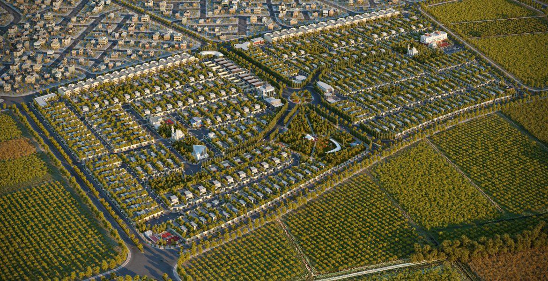 شهر سبز الهیه